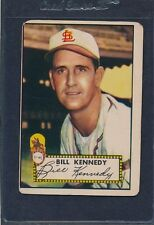 1952 Topps #102 Bill Kennedy Browns Poor 52T102-33116-6