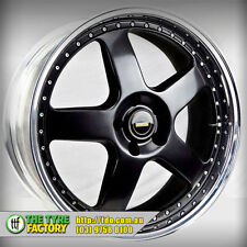 "19"" Simmons FR-19 Staggered Wheels Lexus Mazda Honda Toyota Holden BMW Ford"