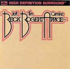 Jeff Beck, Tim Bogert, & Carmine Appice DTS High Def 5.1 Channel Like New!