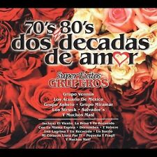 NEW - 70's y 80's Dos Decadas de Amor by Various Artists