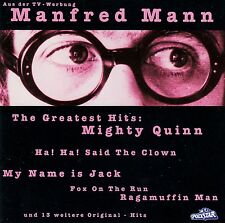 MANFRED MANN : THE GREATEST HITS / CD (POLYSTAR 521 006-2) - TOP-ZUSTAND