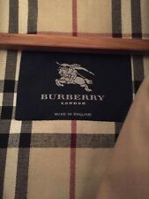 Authentic Vintage Burberry Women's Mac Size 8