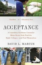 Acceptance: A Legendary Guidance Counselor Helps Seven Kids Find the R-ExLibrary