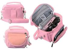 Pink Nintendo DS Lite/DSi/DSi XL/3DS/3DS XL Travel Bag Carry Case
