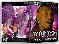 Too Cold Scorpio Shoot Interview Wrestling DVD WCW ECW WWF NJPW Flash Funk WWE