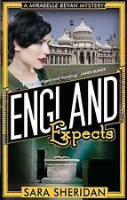 England Expects by Sara Sheridan (Paperback, 2016) New Book
