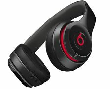 BEATS SOLO2 WIRELESS HEADPHONES+BLUETOOTH+FINE TUNED ACOUSTICS+MIC+REMOTE CABLE