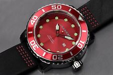 Aragon A174RED Gauge Automatic 55mm