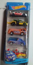 Hot Wheels Rescue Racers 5 Pack