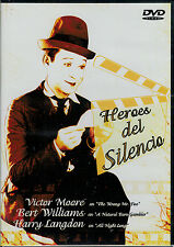 Heroes del silencio (Victor Moore - Bert Williams - Harry Langdon) (DVD Nuevo)