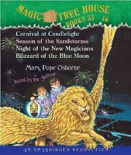 Magic Tree House: Magic Tree House : Carnival at Candlelight; Season of the...