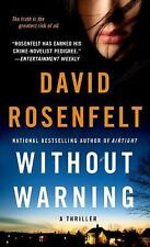 Without Warning by Rosenfelt, David, Good Book