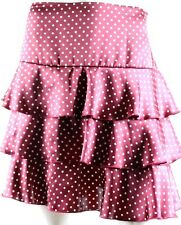 Alannah Hill Got Any Gossip Polka Dot Ruffle Tiered Layered Ra Ra Skirt Size 12