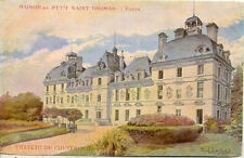 CHATEAU DE CHEVERNY maison du petit saint-thomas paris