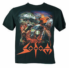 Sodom Medium Size M New! T-Shirt (In War And Pieces) 1518