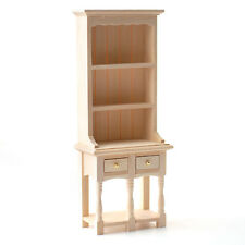 Bare Wood Dresser Dolls House Furniture Kitchen Dining