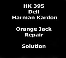 Pin-out color code,repair instructions,for Dell Harman Kardon HK395 PC Speakers
