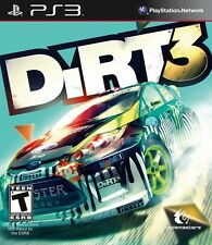 DiRT 3 - Playstation 3 Game