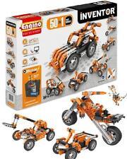Costruzioni Engino Inventor: 50 in 1 Multi Models, New!