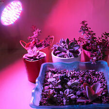 18 LED E27 Grow Light Lamp Veg Flower Indoor Hydroponic Plant Full Spectrum 18W