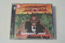 SUNSPOT JONZ - NEVER SURRENDER CD 2008 (Living Legends The Grouch Gift Of Gab)