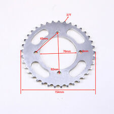 420 37 T 76mm Rear Chain Sprocket For Chinese ATV Quad Pit Dirt Bike Motorcycle