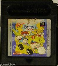 Game Boy Color Les RAZMOKET le FILM jeu enfant testé pour cartouche Nintendo sp