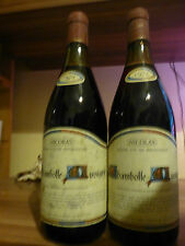 Chambolle Musigny 1974 Nocolas