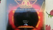 AEROSMITH - I DON'T WANT TO MISS A THING. CD SINGOLO 4 TRACKS