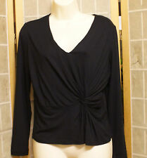 QUIN AND DONNELLY  black top size L