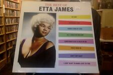 The Best of Etta James LP sealed LP vinyl