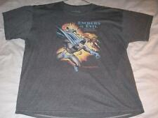Batman Embers of Evil Chapter 12 DC Comics Gray T-Shirt Mens X-Large XL used