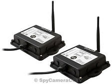 Outdoor Digital Wireless CCTV AV Transmitter and Receiver Kit with PTZ Control