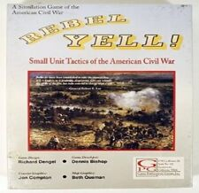 REBEL YELL! SMALL UNIT TACTICS OF THE AMERICAN CIVIL WAR - GPG INC - NEW