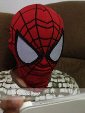 Free Shipping Spider-Man 2 The Amazing Spider-Man Cosplay Accessories Mask Hoods