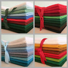 Wool mix felt craft pack | Christmas | choice of colours & pack sizes