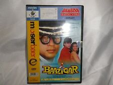 Baazigar- Shahrukh, Kajol -INDIAN HINDI DVD MOVIE NEW SEALED