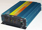 US~3000W Peak 1500W Pure Sine Wave Power Inverter 12VDC/110VAC 60HZ Power Tools