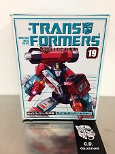 Transformers Collection Takara Bookstyle G1 Reissue Perceptor 100% Complete