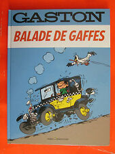 BD / GASTON / MARSU PRODUCTIONS / BALLADE DE GAFFES / 2006 / HB12