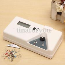 Digital Display Soldering Iron Tip Thermometer 191 Temperature Tester + Line