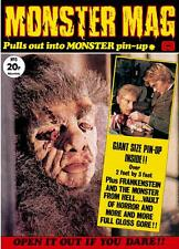 Monster Mag #3 - stunningly remastered Quality edition of the 1973 classic!