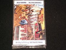 JELLO BIAFRA  SKY IS FALLING..  RARE Sealed Audio Cassette~Made in CANADA