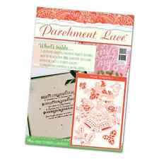 Parchment Lace Magazine - Christmas Special - FREE Florentine Bells Grid - NEW