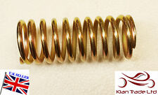 4mm wire diameter x 28mm Internal Diameter x 88mm Long Compression Spring x1pcs