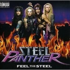 STEEL PANTHER - Feel The Steel CD