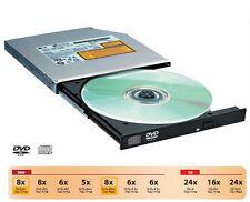 NEW Original HL GSA-T20N 8X DL DVD RW Writer Burner Slim Tray-loading IDE Drive