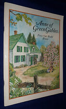 Anne of Green Gables: A Press-out Model House Book by Egmont Childrens Books...