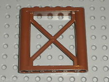 LEGO RedBrown Support Girder Rectangular ref 64448 /set 70732 70014 9476 79110..