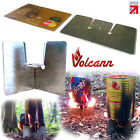 Flat Pack Credit Card Sized Wallet Stove Cooker 4 Ration Pack Mess Tin / Cup Pan